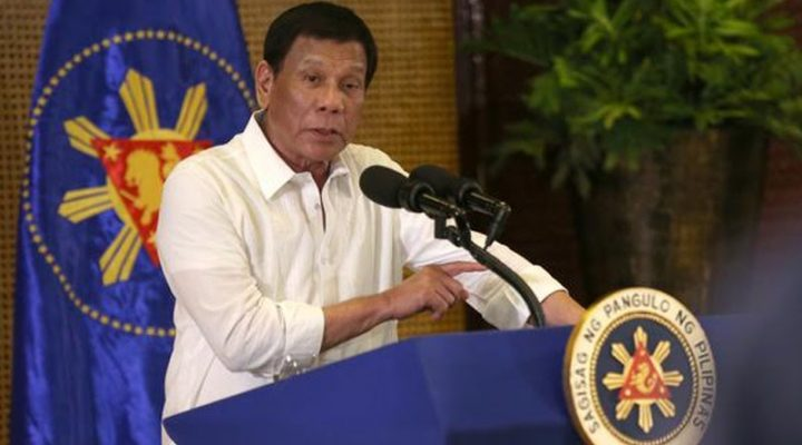 Pangulong Duterte hindi sesertipikahang 'urgent' ang SOGIE Bill