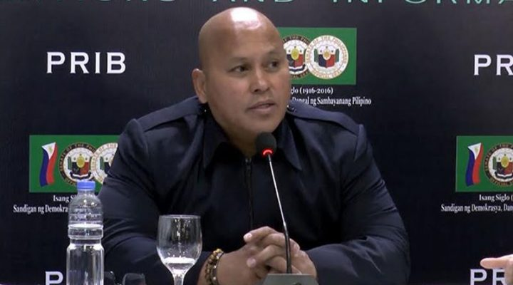 "Bentahan para sa ""hospital referral pass"" sa Bilibid, matagal na –Dela Rosa"