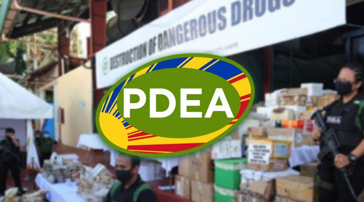 P3.74-B illegal drugs, sinunog ng PDEA