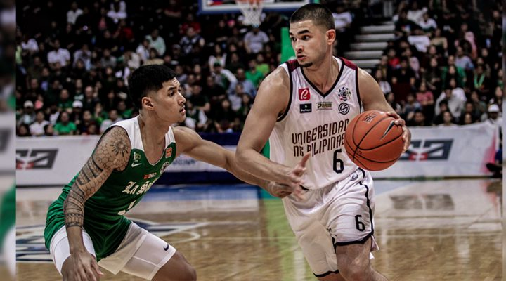 UAAP: UP Fighting Maroons, nakuha ang twice-to-beat advantage sa Final Four