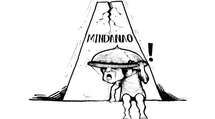 Mindanao earthquake