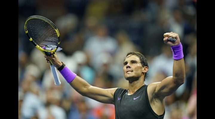World No. 1 Tennis Player Rafael Nadal, nasungkit ang sportsmanship award