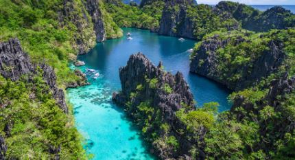El Nido kabilang sa '50 Awesome Solo Travel Destinations ng HuffPost